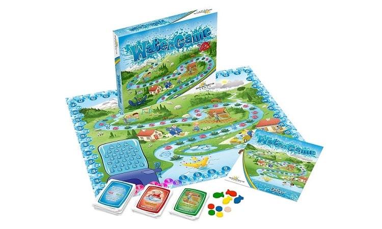 Adventerra Games watergame