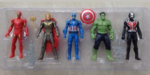 Avengers toys for toddlers