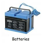 Batteries for powered ride-on toys