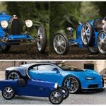 This BUGATTI Baby ride-on toy car costs $33,000