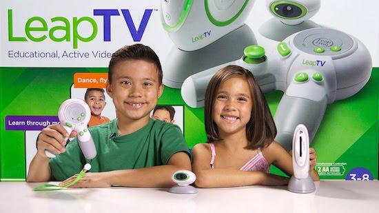 LeapFrog LeapTV Educational Gaming System