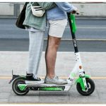 E-scooters are best used solo, without kids
