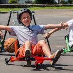 Ezyroller Drifter ride-on toys for Kids
