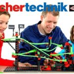 Fischertechnik Engineering Kits for Kids: Middle and High School Students