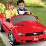 Fisher price power wheels ford mustang