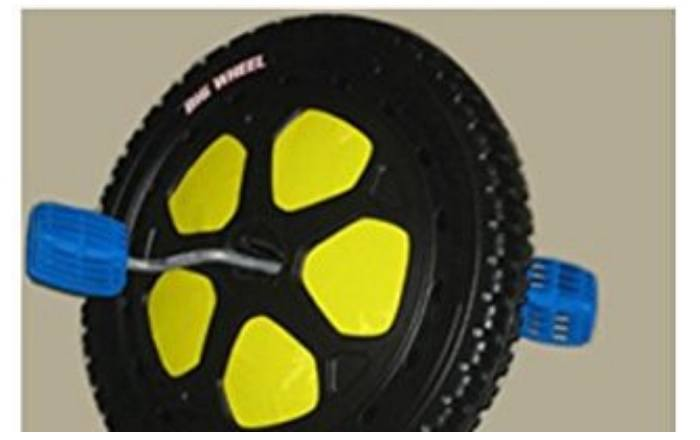 front wheel 16in replacement kit