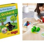 HABA First Orchard Board Game for 2 Year Olds