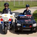 Best Police Ride-On Motorcycles for Kids 2021