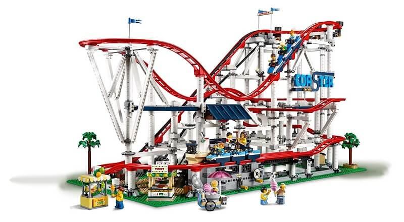 LEGO Creator Roller Coaster Building Kit