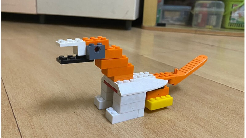 Lego dinosaur toys