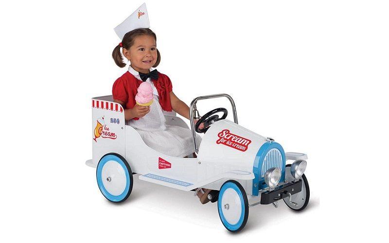 Morgan Cycle Ice Cream Truck Pedal Car