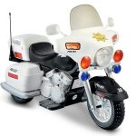 Electric Police Motorcycles (Ride-Ons) for Kids