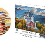 Neuschwanstein Castle: Puzzles, Games and Toys