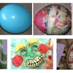How to make a paper mache mask: Simple Steps