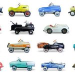 Best Ride-on Pedal Cars for Kids