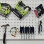 Creative uses of pegboards at home