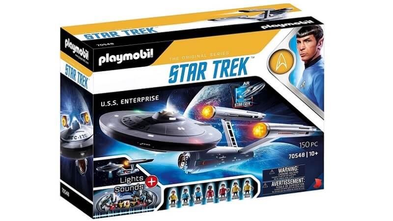 Star Trek U.S.S. Enterprise (Playmobil)