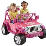 Top Electric Powered Barbie Ride-on Cars & Toys for Toddlers (Girls) in 2021
