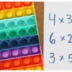 Push Pop Fidget Toys for educational purposes