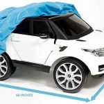 Car covers for battery powered children's Ride on Cars