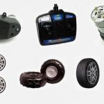 Ride on Toys Parts: Batteries, Chargers, Wheels, Motors, and more.