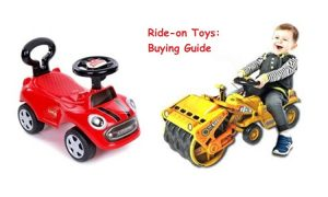 Ride-on toys buying guide