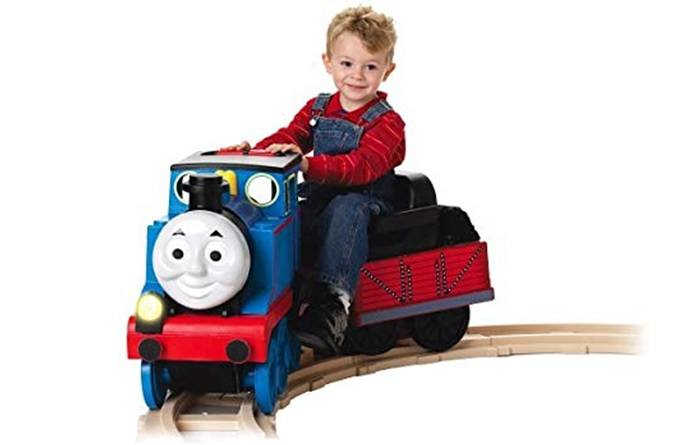 Ride on trains for kids