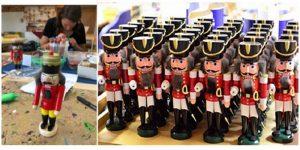 Seiffen (Erzgebirge) handcrafted wooden toys
