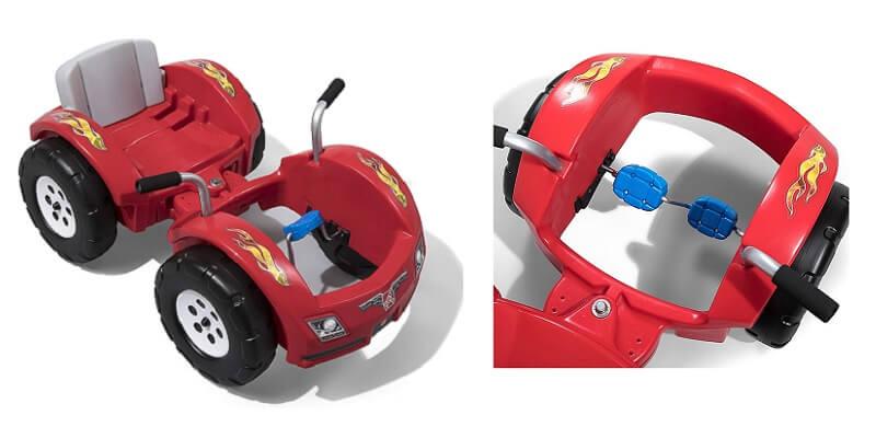 Step2 Zip N Zoom Pedal Car
