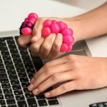 Adults become kids, play with toys at work to de-stress