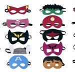 DIY Superhero Masks for Kids