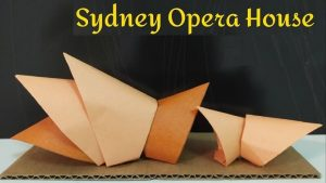Sydney opera house toys and games