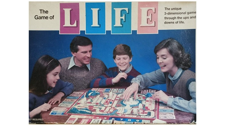 the game of life cover