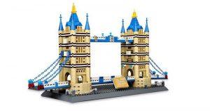 Tower bridge, london, toys & games