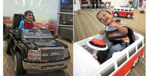 toy cars for kids with disabilities allows mobility