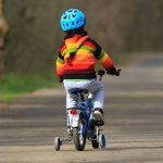 Right way to use Training Wheels