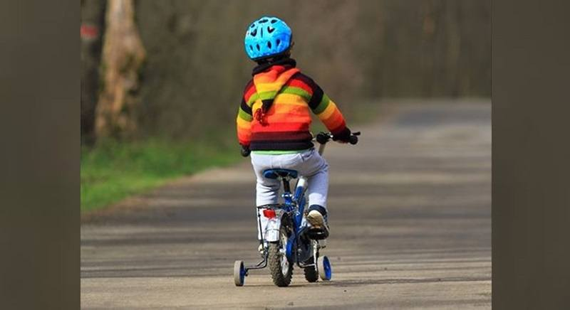 How to use training wheels