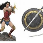 Wonder Woman Toys, figures, t-shirts, costumes