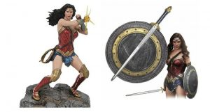 Wonder woman toys and figures